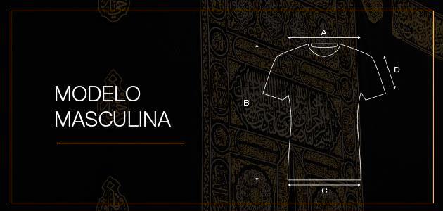 T- Shirt Longline Ásia
